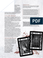Curse of Strahd Introductory Adventure
