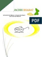 Swachh Bharat Guidebook