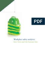 Workplace Safety Analytics