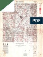 mapa geologico juigalpa