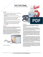 Varec - 2520 Automatic Tank Gauge Technical Document