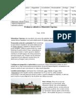 Evaluarea Calitativă Mănăstirea Căpriana