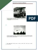 Historia de La Aviación en México