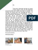 PEDIDO URGENTE DE ORAÇÃO (Miss. Eliane Paraiba)