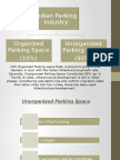 Parking Industry Research