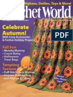 Crochet World October 2011
