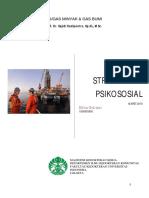 Stresor Fisik Dan Psikososial Di Industri Migas