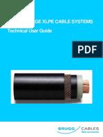 220kV-400Kv-345KV Details of Cable
