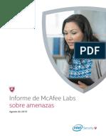 Informe Amenazas 2015 Mcafee Labs