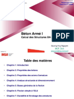 Cours de Béton Armé I Selon Eurocode 2 - InSA RENNES