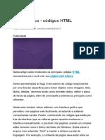 HTML básico - códigos HTML.pdf