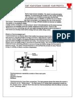 Thermo Compressor system