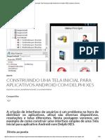 Construindo Tela Inicial Para Apk Android Com Delphi XE5 _ Landerson Gomes