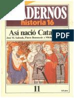 Asi Nacio Cataluna