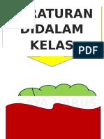 Peraturan Kelas Diana Pc