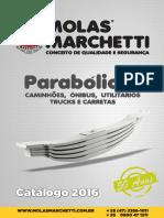 Catalogo Molas Parabolicas 2013 Marchetti