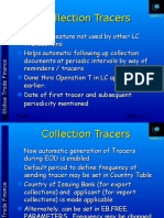 Tracers and Ticklers