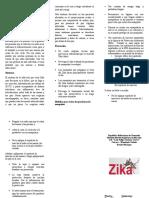 La Enfermedad Del Zika