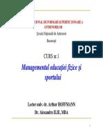 Curs 01 Managementul Ed Fiz Si Sport PH 1 [Compatibility Mode]