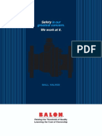 Balon Full Valve Catalog