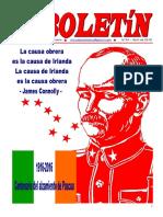 Boletin de abril de 2016 del Ateneo Paz y Socialismo