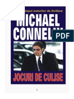 Michael Connelly - Jocuri de Culise v1.0