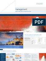 Ballast Water Management Services 2016 v1