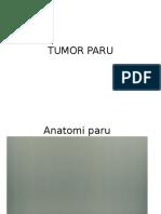 Tumor Paru ppt