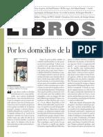 Libros Letras Libres 2002, con texto de Enrique ynche sobre La verdad en pintura de Derrida