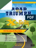 Road to Upsr Paper 1