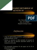 Enfermedades Metabolicas Geneticas Del Snc-2