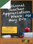Teachers Appr 2015