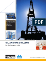 Oil and Gas Drilling
