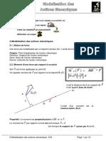 Modelisation des actions mecaniques