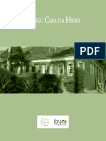 Livreto Casa Da Hera