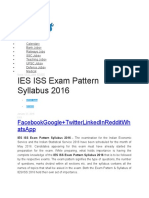 iss new pattern 2016