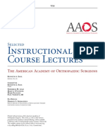 intructional course lecture