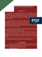 Perbedaan Manajemen Konvensional Dan Manajemen Syari