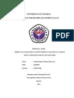 Proposal Tesis - Kadek 16309835 perkuatan KOlom persegi dengan serat frp