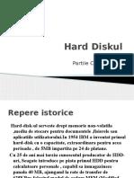 Hard Diskul,constructia.