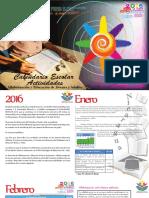Calendario Alfabetizacion y Pja 2016