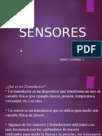 Concepto de Sensor