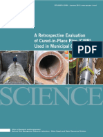 Retrospective Evaluation CIPP