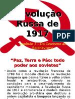 Revolução Russa de 1917