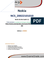 ExamsGrade NCS_20022101010 Brain Dumps and Practice Test