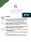 Resolución N°028-2016-SINEACE-CDAH-P