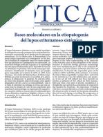Bases Moleculares del LES