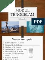 Modul Tenggelam