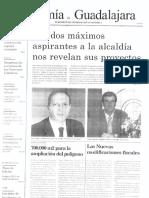 Periódico Economía de Guadalajara #01 Abril 2007