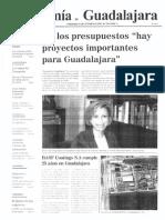 Periódico Economía de Guadalajara #05 Septiembre 2007